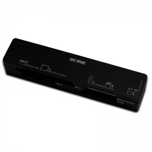 Universal USB 2.0 Card Reader