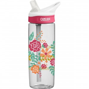 Παγούρι  Εddy 600ml (Floral Headband)