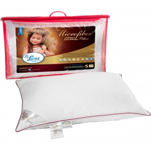 The Junior Microfiber Down Alternative Pillow