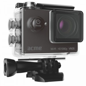 Full HD Sports & Action Camera με Wi-Fi