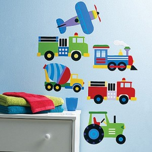 Olive Kids™ Trains, Planes & Trucks