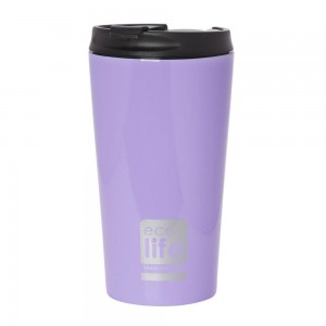 Coffee Thermos 370ml Lilac