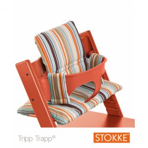 Μαξιλαράκι για Stokke Tripp Trapp Signature Stripes