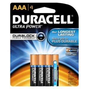 AAA αλκαλική DURACELL