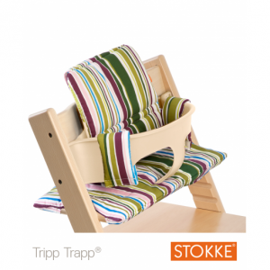 Μαξιλαράκι για Stokke Tripp Trapp Fresh Stripes
